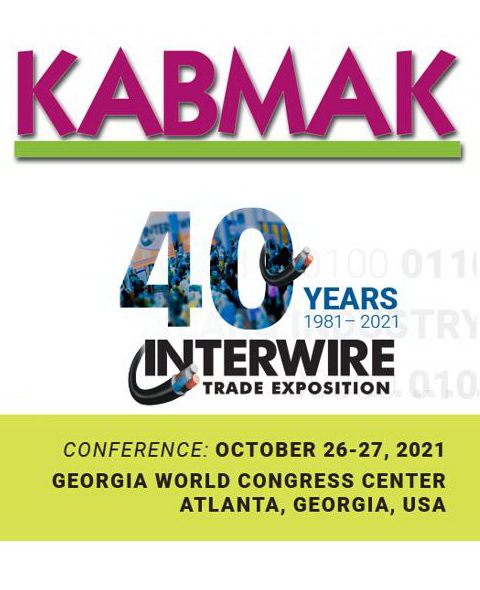 We are at InterWire 2021